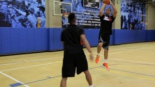 How to Do a Fadeaway | Basketball Moves