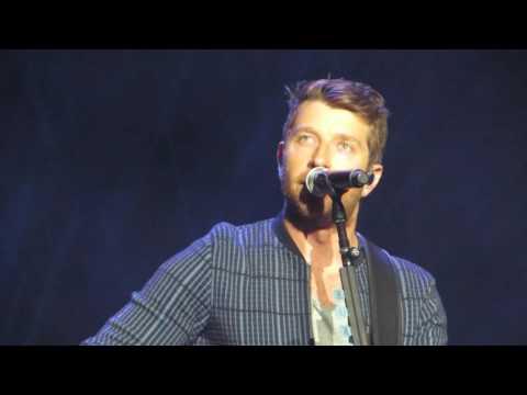 """Brett Eldredge """"If You Were My Girl"""" Live @ The Giant Center"""