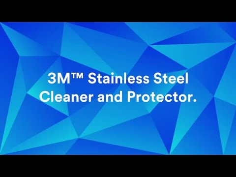 3M™ Stainless Steel Cleaner and Protector