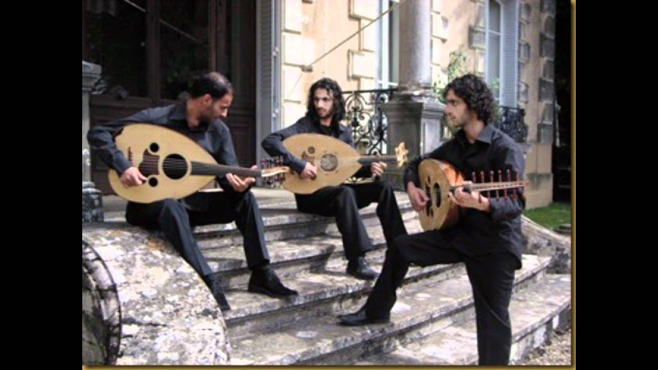 music trio joubran