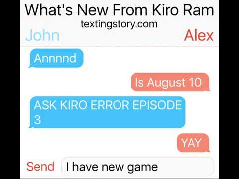 What's New From Kiro Ramy
