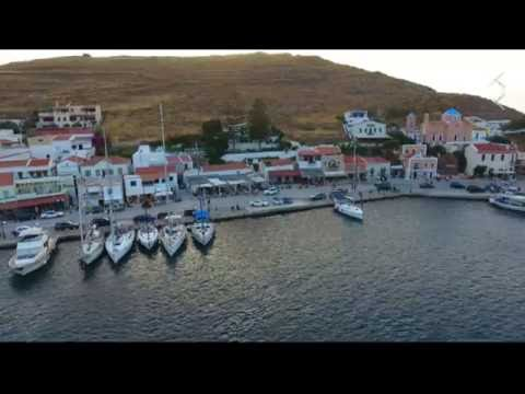 KEA ISLAND GREECE 4K - PHANTOM4 & OSMO
