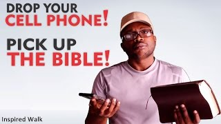 Is Your Cell Phone As Important As Your Bible?