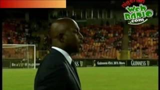 How Nigeria Disgraced Argentina 4-1 [International Friendly Match] June 1, 2011