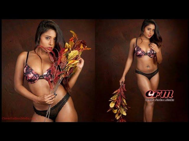 Supermodel Nikita Gokhales Sizzling Photoshoot Gallery