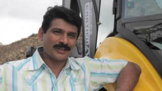 Construction & Earth Moving Equipment - Backhoe Loader India   Mahindra EarthMaster