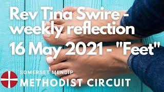 16 May 2021 Rev Tina Swire weekly reflection