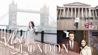 Vlog UK ตอน...กิน เที่ยว เปรี้ยว หนาว ที่ London