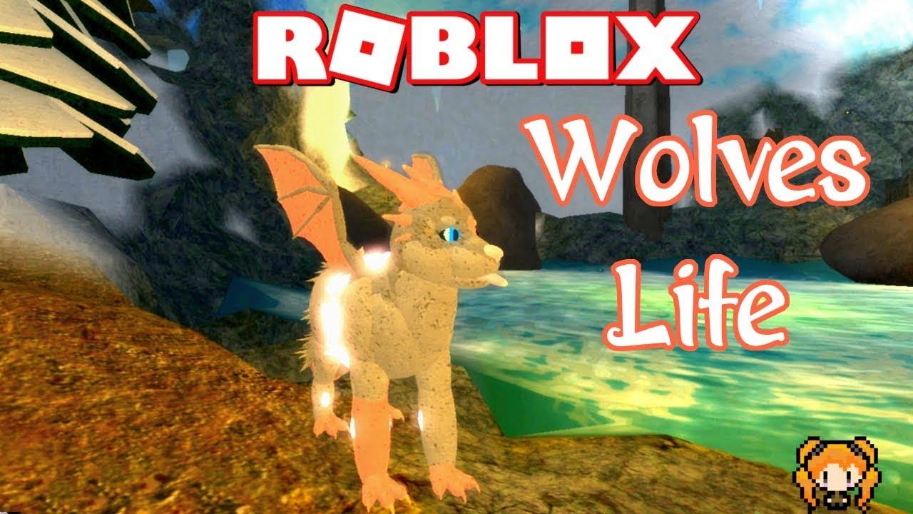 roblox wolves u0026 39  life 3 ocean  u0026 dragon skins pack  how to