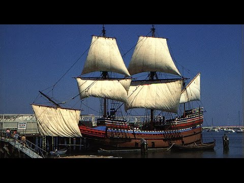 bbc documentary 2016 ¦ The Mayflower ¦ Pilgrims Behind the ...