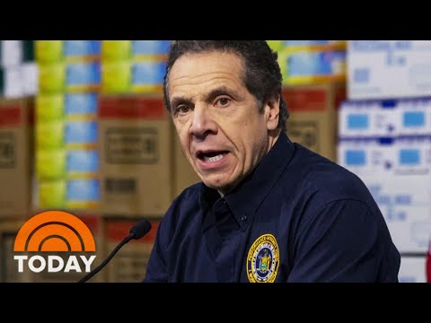 Gov. Cuomo Blasts Federal Government As New York Becomes Epicenter Of Outbreak | TODAY