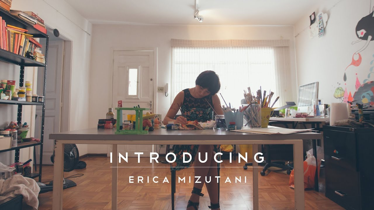 Introducing Erica Mizutani | TINGE - Introducing Erica Mizutani | TINGE