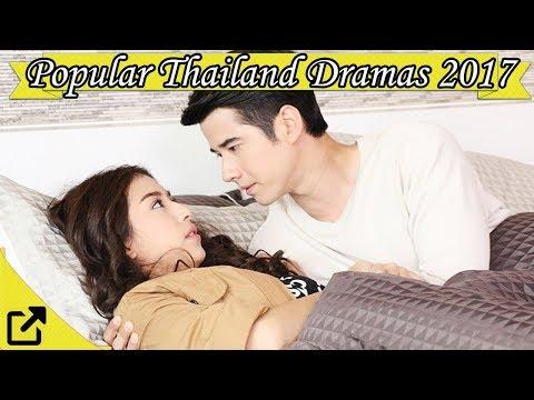 Top 50 Popular Thailand Dramas 2017