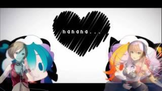 A Female Ninja But I Want To Love (Megurine Luka & Meiko)