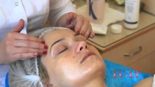 Уроки красоты от LU-LY. Учимся делать экспресс массаж