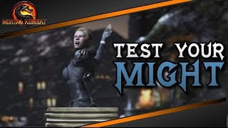 Mortal Kombat X: Button-Mashing Madness (Test Your Might)