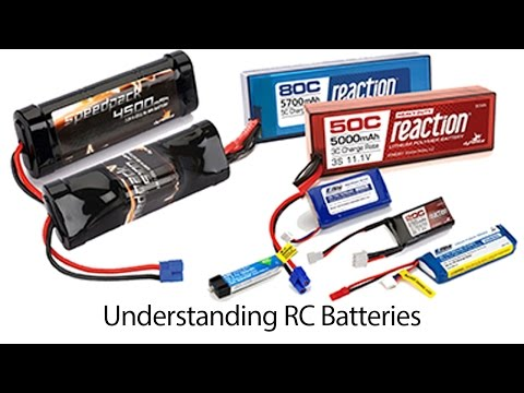 Understanding RC Batteries By Horizon Hobby