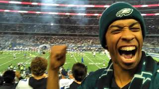 My Dallas Trip - Eagles Victory Over Cowboys in Dallas Week 11 2017 - kidphillyorg