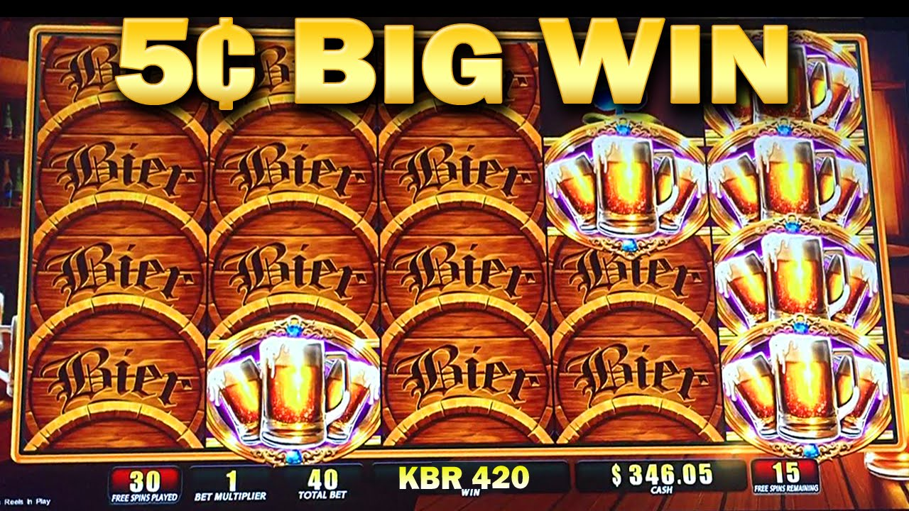 Bierhaus Slot Machine Free Play