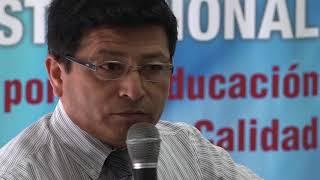 Tema: 2° Taller: Avances de la Acreditación Institucional de la UNMSM.
