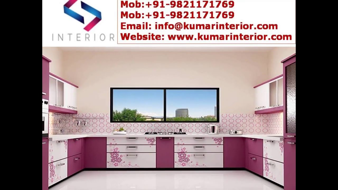 Sleek Modular Kitchen Designs, Modular Kitchen, Modular Kitchen Expert  Mumbai   YouTube
