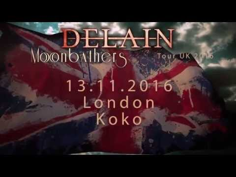 DELAIN - Tour Announcement UK | Napalm Records