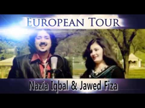 Nazia Iqbal & Jawed Fiza European Tour 2013 Travel Video