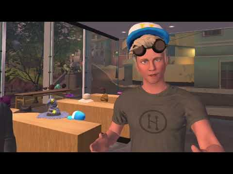 High Fidelity's Philip Rosedale Discusses Building An Economy In  A Virtual World