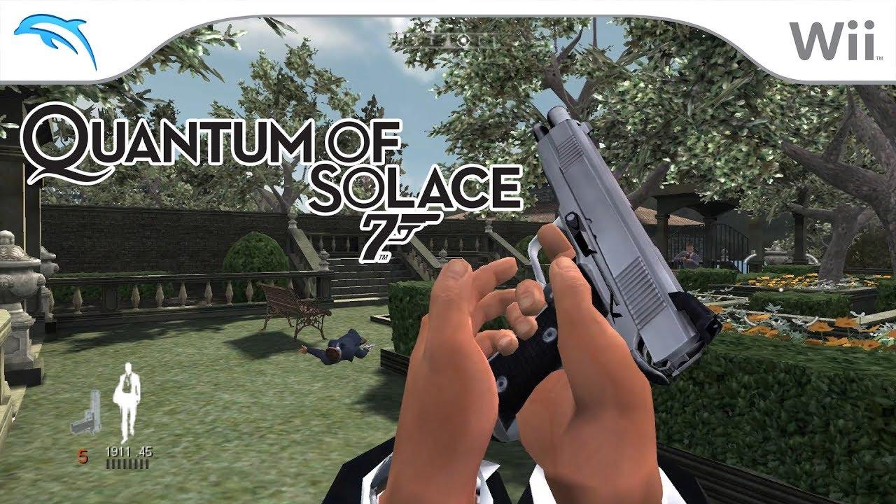 007 Quantum Of Solace Dolphin Emulator 5 0 7157 1080p