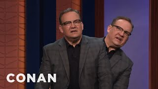 "Andy Is Sick Of Conan's ""Game Of Thrones"" Rants - CONAN on TBS"