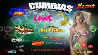 Master kumbia, chicapala,nativo show, carro show, campeche show, junior klan - cumbias 2019