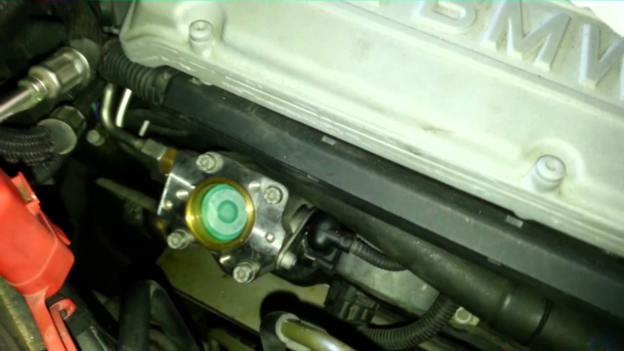 Mini Cooper Las Vegas >> DIY How to repair BMW 760li N73 V12 HPFP High Pressure Fuel Pump - YouTube