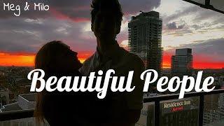Meg & Milo ~ Beautiful People | Meg Donnelly & Milo Manheim