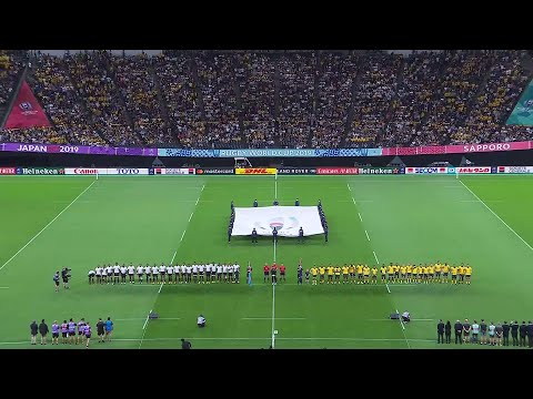 Fiji's emotional national anthem