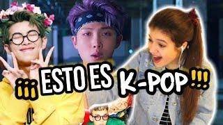 Gambar cover REACCIONANDO AL K-POP POR PRIMERA VEZ!!😱