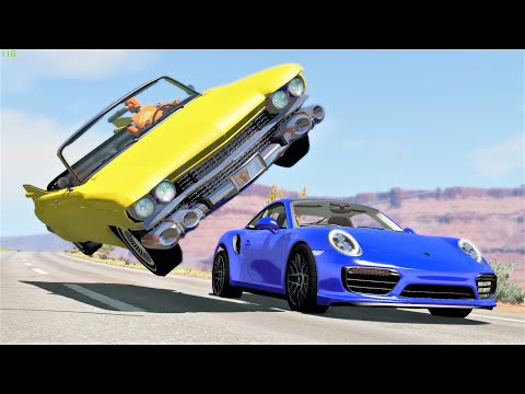 Drive Or Die #1 - BeamNG Drive | CRASHdriven