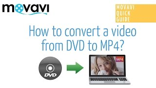 How to Convert DVD to MP4? Movavi Video Converter Ripping DVD(How to convert DVD to MP4? With Movavi Video Converter, you can quickly rip your favorite movies on DVD and save them on your PC hard drive. Download a ..., 2015-07-31T14:07:36.000Z)