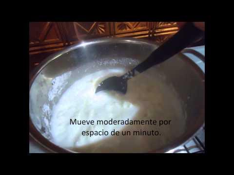 Como Preparar Queso Ricotta con Leche en Polvo y Suero de Leche