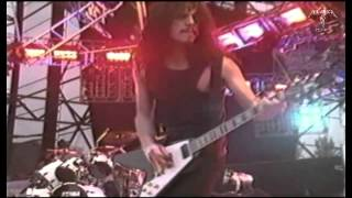 metallica 6 the thing that should not be live in milton keynes uk 1993 milanica channel