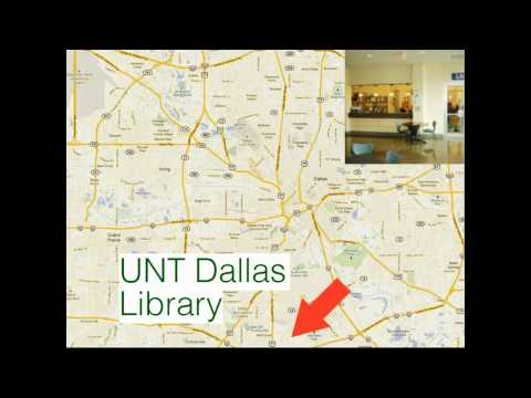 UNT Graduate Library Resources