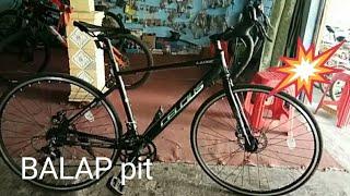 #bagusjayabike#Sepeda balap /road bike celcius ...geeessss