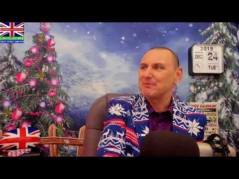 United Kingdom Talk Christmas Eve 2019  HUMOUR  NEWS  TALKSHOW