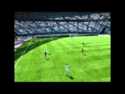 FIFA 11 - The best goals from all the world by Dzyubin. HD