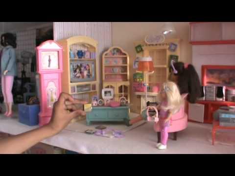 Barbie gran casa de mu ecas de alicia martinez youtube - Gran casa de munecas playmobil ...