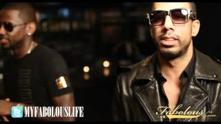 "Ryan Leslie ""Beautiful Lie"" feat Fabolous Behind The scenes"
