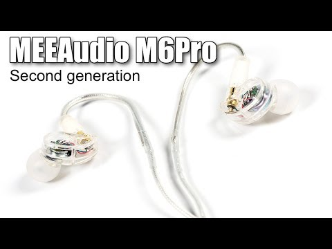 MEEAudio M6Pro Second Generation review