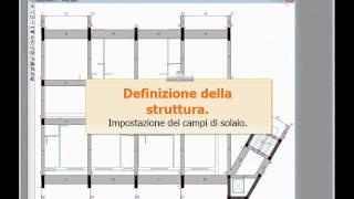 Edisis: software strutturale per il calcolo del c.a. - 1° parte
