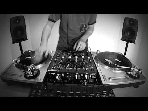 Audio Technica AT-LP120-USBHC :: Beat Juggling Test