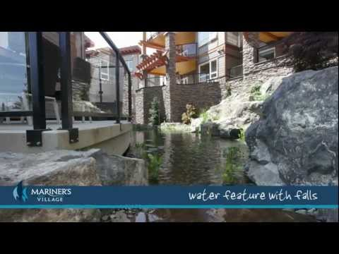 Mariner's Village August Promo Video with the water feature