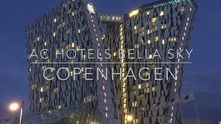 AC Hotels Bella Sky, Copenhagen | allthegoodies.com